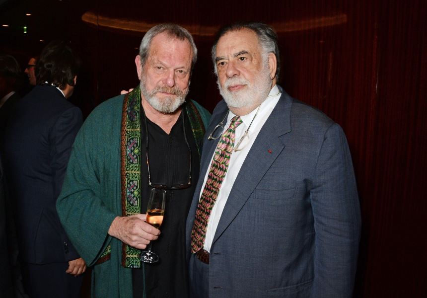 Liberatum Cultural Honour For Francis Ford Coppola At The Bulgari Hotel